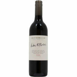 Mcpherson Family Series Shiraz
