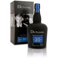 Rum Dictador 20 YO 0,7 GIFT...