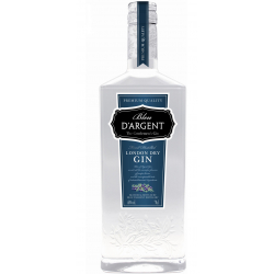 Gin London Bleu Dargent 0,7