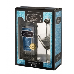 Gin London Bleu Dargent 0,7...
