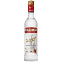 Stolichnaya Premium Vodka 0,7