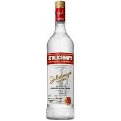 Stolichnaya Premium Vodka 1,0