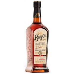 Rum Bayou Single Barrel 0,7
