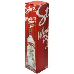 Stolichnaya Premium Vodka...